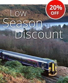 Low season discount  -20% off